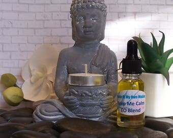 Keep Me Calm Aromatherapy Blend