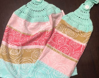 Hand Towels | Crochet Top