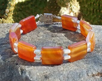 Amber Decadence Bracelet