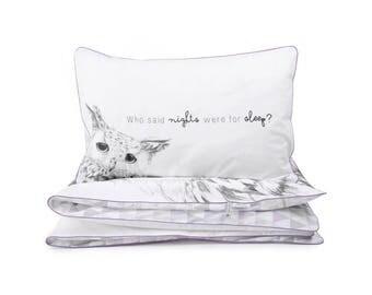 Bed linen 140x200 cm | OWL