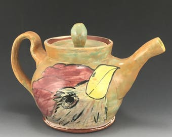 Chicken Tea Pot