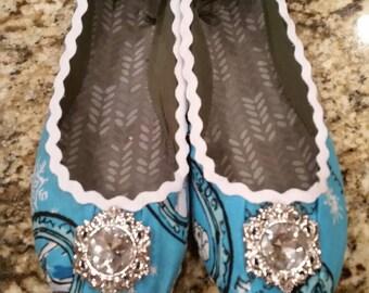 Elsa Frozen disney shoes