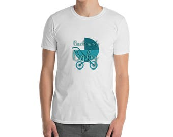Backwards Baby Logo T-shirt