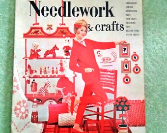 McCall's Needlework and Crafts Fall - Winter 1962-63