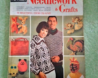 McCall's Needlework & Crafts Fall-Winter 1965-66