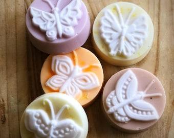 Custom 2oz scent Goat milk soap sample