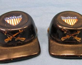 Original U.S. Civil War Centennial Salt & Pepper Shakers