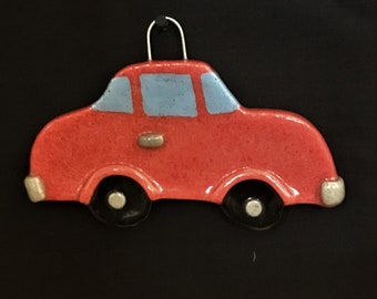 Salt Dough Automobile/Car Ornament