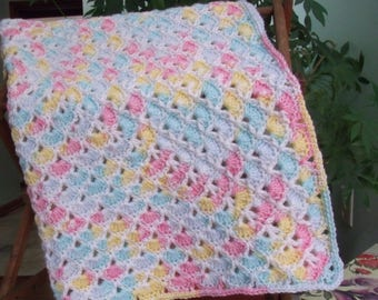 Beautiful Beginnings Baby Blanket