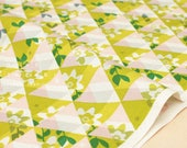 Cotton + Steel Flutter - kaleidoscope - citron - 50cm