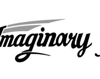 Imaginary Friends decal for Grand Design Imagine owners group