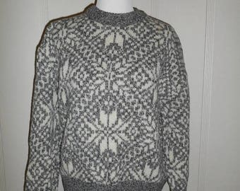 Closing Shop 40%off SALE Knit wool pullover jumper sweater