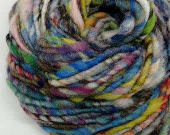 Handspun Yarn - Riffraff