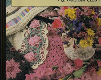 Annie's Crochet & Quilt Afghans and Binder ~ 150 patterns