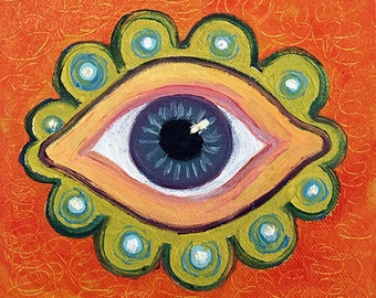 Milagro Eye