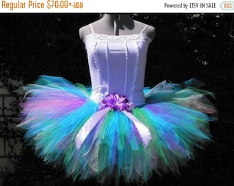 """SUMMER SALE 20% OFF Design Your Own Pixie Tutu - For Teens Pre-teens or Adults - Custom Sewn tutu - up to 20"""" long"""
