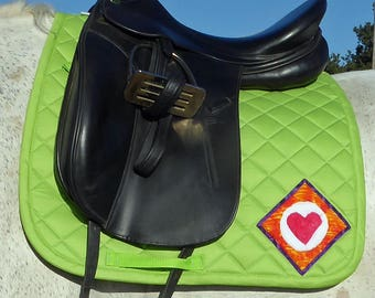 Be  True to Love Dressage Saddlepad from The Summer Love Collection LD-72