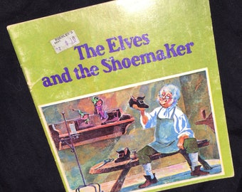 1982 Elves and the Shoemaker