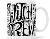 Witches Brew Hocus Pocus Witch Mug Witchy Woman Pastel Goth Witchs Brew Wicked Witch Good Witch Cast A Spell Witch Potion Witch Spell