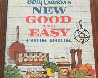 60s New and Easy Cook Book