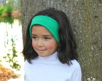 SALE Headband/Ear Warmer Sewing Pattern/Tutorial ebook toddler through adult PDF INSTANT