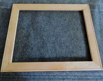16x20 Birds Eye Rock Maple Picture Frame BE2
