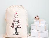 Tribal Arrow Personalised Christmas Tree