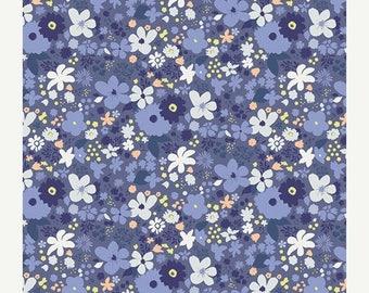 ON SALE AGF Studio Chic Flora Vintage Rush Bleu
