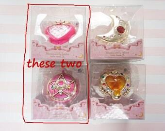 Limited Stock 2 pcs   Miniaturely tablet Sailor Moon 3 AZ523 (((LAST/ no restock)))