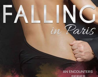 Signed paperback of Falling in Paris
