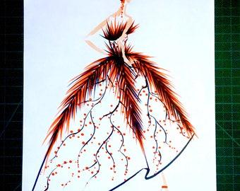 Poppy Feathers