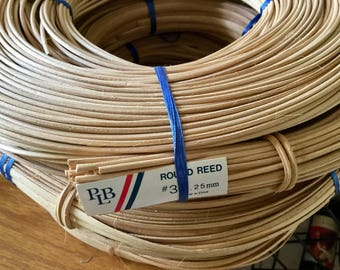 Cane and Reed  5 Bundles for Basket Making from PLButte Inc, 5 lbs.