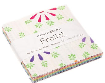 Frolic (22310PP) by Me & My Sister - Charm Pack