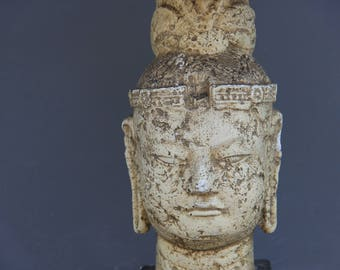 James Mont Buddha Lamp