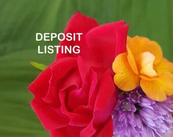 RESERVED FOR BONITA - Deposit Listing