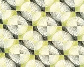 """Sale! 1 YARD Voile Coterie Green Greenfield Hill Denyse Schmidt  VDS01.GREEN 53"""" wide"""