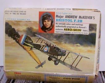 Renwal Major Andrew McKeever's Bristol F.2B Kit