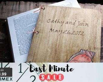 Guest Book Sale! Wedding Guest Book, Wedding Guestbook, Rustic Guest Book, Rustic Guestbook,  wooden guestbook, rustic wedding guestbook,