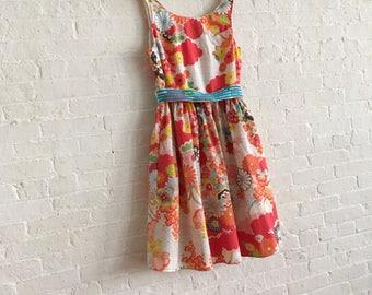 Tea dress { j red } size 12