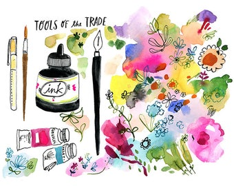 Tools of the Trade Archival Print