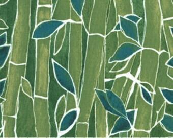 Micheal Miller Fabrics Laura Gunn Bamboo Thicket in Grass Fat Quarter