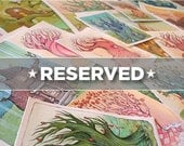 Reserved - Original Painting by Nicole Gustafsson