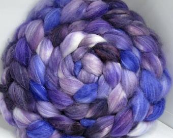Sale Optim, Camel, Bombyx Silk 40/40/20 Roving Combed Top - 5oz - Lavender Fields 2