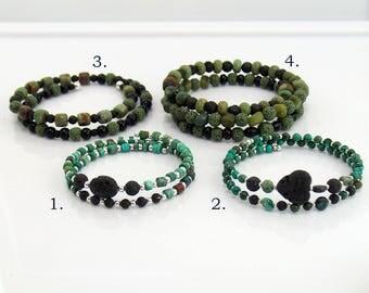 Lava Stone Jewelry