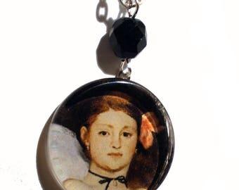 * Collar * Edouard Manet: Olympia