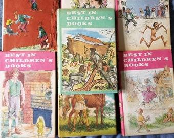 Best in Children's Stories, 1960-61