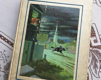The Bookshelf for Boys and Girls, vintage children's book, 1970