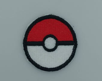 Pokeball Patches