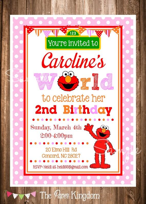 Elmo invitations girl elmo birthday invitations elmos world il570xn filmwisefo Choice Image