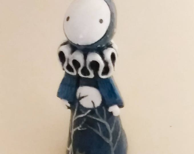 The Moon - A Classic Poppet celebrates the Tarot